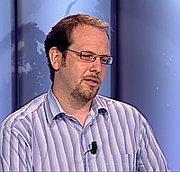 Michal Řezáč (Foto: ČT24)