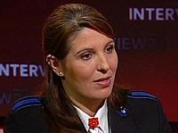 Pavla Vopeláková, photo: Czech Television