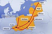 карта конвоя НАТО