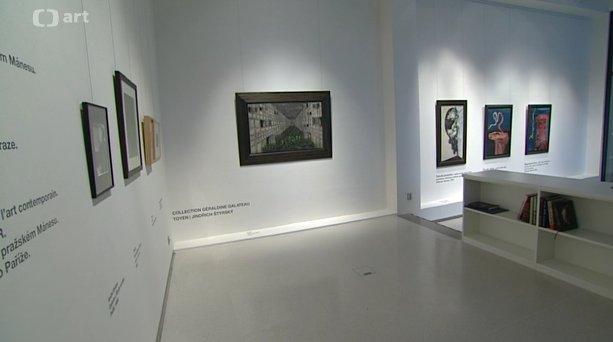 Выставка Группы сюрреалистов в «Манесе» (Фото: ЧТ24)