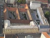 Bývalá káznice v brněnském Cejlu (Foto: Projekt Kreativní Brno, www.kreativnibrno.cz)