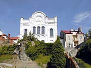 Synagoge in Hranice