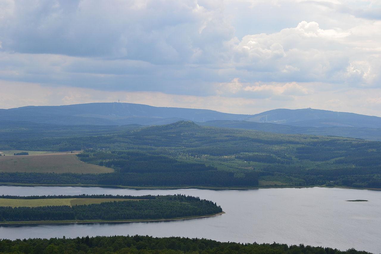 Krušné hory, foto: ch ivk, CC BY 3.0