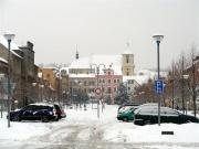 Nám. Míru v Litvínově (Foto: www.mulitvinov.cz)