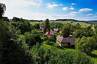 Dorf Náhlov (Foto: Archiv des Museums der Auswanderung nach Brasilien)