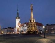 Olomouc, sloup Nejsvětější Trojice (Foto: www.olomouc-tourism.cz)