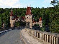 Les Království na Labi dam, photo: Lukáš Kalista, CC BY-SA 4.0 International