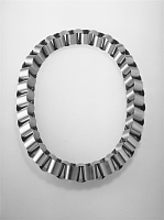 Eva Eislerová - 'Spring Necklace', photo: Academy of Arts, Architecture and Design in Prague