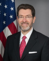 Norman Eisen, photo: archive of US Embassy in the Czech Republic