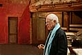 Peter Brook, photo: Next Wave