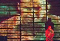 Inscenace Sunken Red režiséra Guye Cassierse, foto: Festival Divadlo 2012