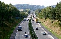 Autobahn D1 (Foto: České dálnice / Tschechische Autobahnen)