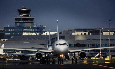 Foto: presentación oficial del aeropuerto Václav Havel, de Praga