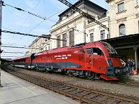 В настоящее время Брно обслуживают скоростные поезда, Фото: Miropiro, CC BY-SA 3.0