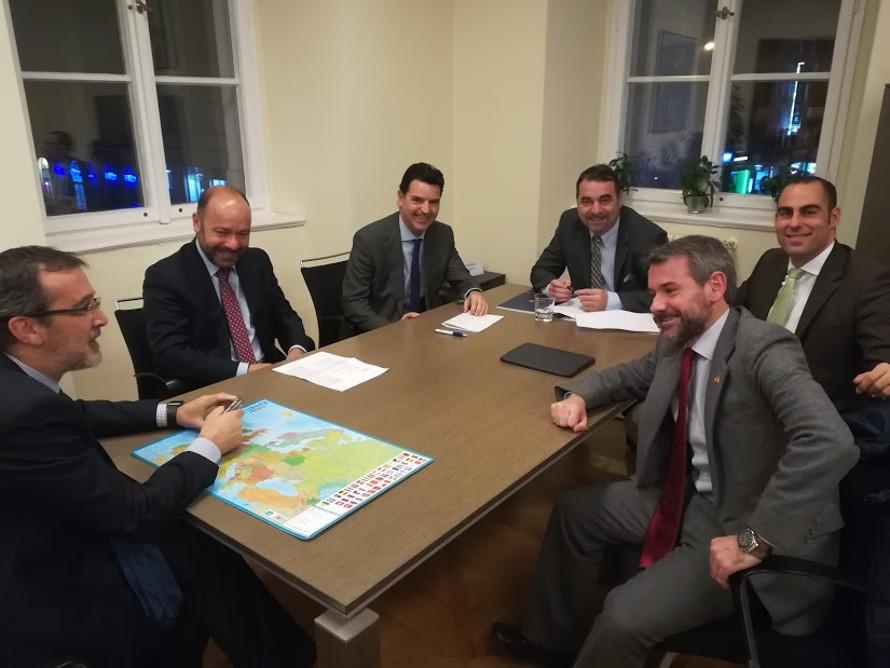 Cámara de Comercio de España en la República Checa, foto: Embajada de España en la RCh