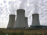 Dukovany nuclear power plant, photo: Dr. Killer, CC BY-SA 3.0