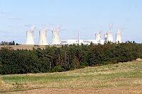 Kernkraftwerk Dukovany (Foto: Nostrifikator, CC BY-SA 3.0)
