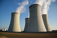 Dukovany nuclear plant, photo: Jiří Sedláček, CC BY-SA 4.0 International
