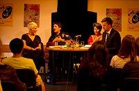 La présentation de la culture tunisienne, photo: Facebook du théâtre Klicpera