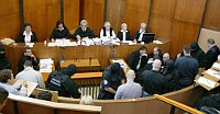 'Judgment in Hungary', photo: archive of One World