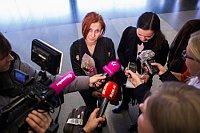 Maria Alyokhina, photo: Site officiel du Festival international du film documentaire de Jihlava