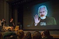 Julian Assange, photo: Site officiel du Festival international du film documentaire de Jihlava