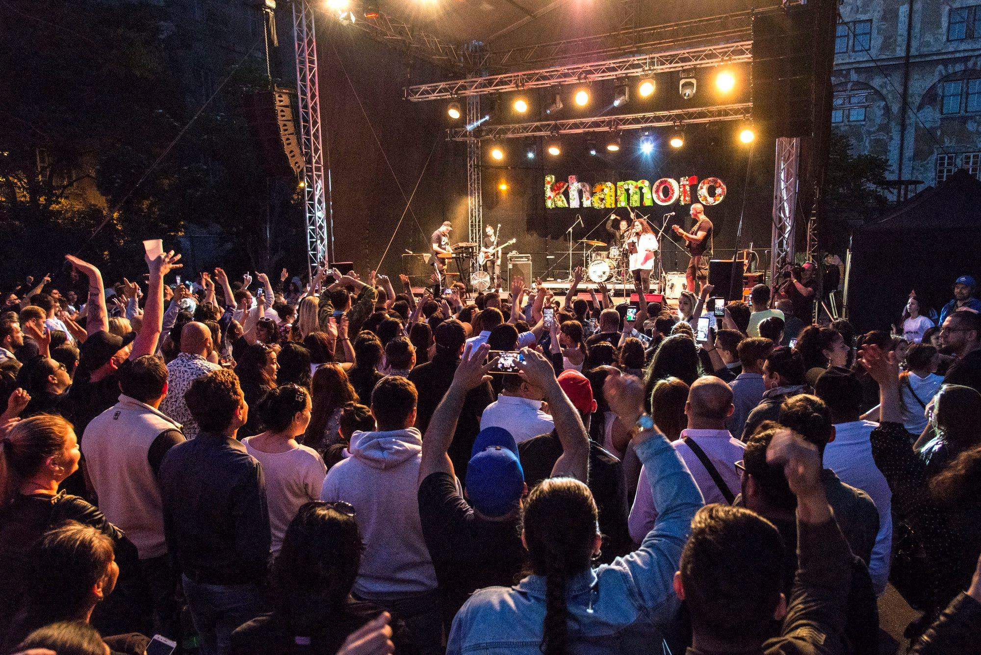 Foto: archiv festivalu Khamoro