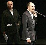 Jean Becker et Jean-Pierre Darroussin