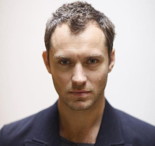 Jude Law, photo: www.kviff.com Jude Law is coming this year. How ... Jude Law