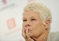 Judi Dench, photo: Film Servis Festival Karlovy Vary