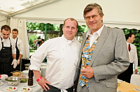 Pavel Sapk, Pavel Maurer, photo: Prague Food Festival