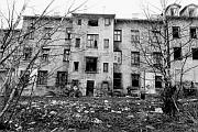 Inside the ghettos researchers found communities blighted by sub-standard housing