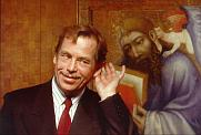 Václav Havel, photo: Pavel Štecha
