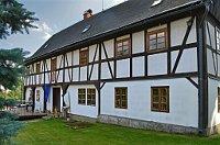 Haus der Deutsch-Tschechischen Verständigung in Rýnovice (Foto: Archiv von Petra Laurin)