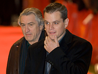 Robert De Niro, Matt Damon, photo: Thore Siebrands CC BY-SA 2.0