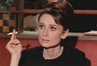 Audrey Hepburn in 'Charade'