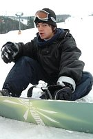 Jiří Mádl in Snowboarders, photo: Official website of J.Mádl