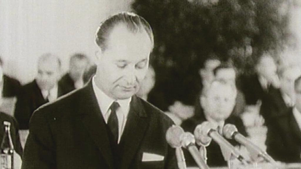Alexander Dubček, foto: ČT24