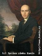 Victor Bauer, foto: www.zamek.kunin.cz