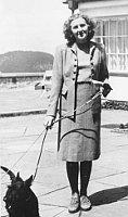 Eva Braun (Foto: Bundesarchiv, B 145 Bild-F051673-0059 / CC-BY-SA)