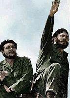 Ernesto Che Guevara et Fidel Castro, photo: Alberto Korda / Museo Che Guevara, Havana, Cuba