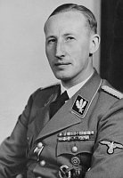 Reinhard Heydrich, photo: Bundesarchiv, Bild 146-1969-054-16 / Hoffmann, Heinrich / CC-BY-SA / Wikimedia Commons 3.0