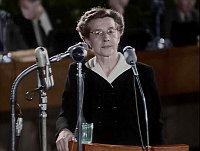 Milada Horáková, photo: Cassius Chaerea, CC BY-SA 3.0