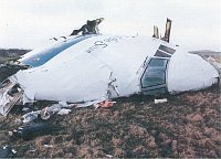 L'attentat de Lockerbie, photo : Air Accident Investigation Branch, Open Government Licence v2.0