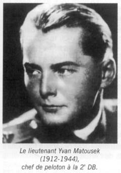 Ivan Matoušek, photo: Site officiel des Français Libres