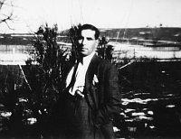Josef Serinek, zdroj: sbírka Post Bellum