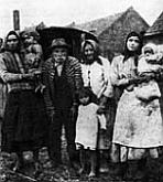 Po trvalém usazení, rok 1941; zdroj: fotografie z MRK (originál uložen v NAP)
