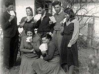 Část československéých židovských dětí odjela v roce 1939 do Dánska, foto: Archiv Judity Matyášové