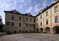 Schloss Benátky nad Jizerou (Foto: H. Raab, CC BY 3.0 Unported)