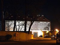 Chteau de Brandys nad Labem, photo: VitVit / Creative Commons 3.0 Unported